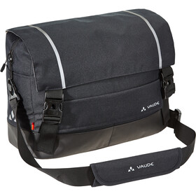 VAUDE Cyclist Messenger Sac L, black